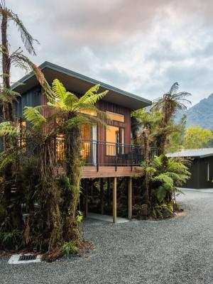 Rainforest Retreat, Franz Josef Accommodation
