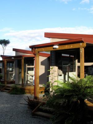 10 Cottages, Franz Josef Accommodation
