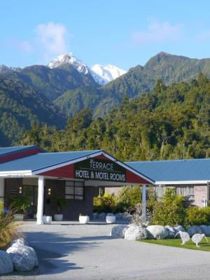 The Terrace, Franz Josef Accommodation