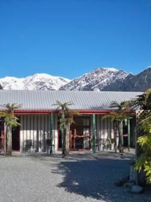 Glow Worm Cottage, Franz Josef Accommodation