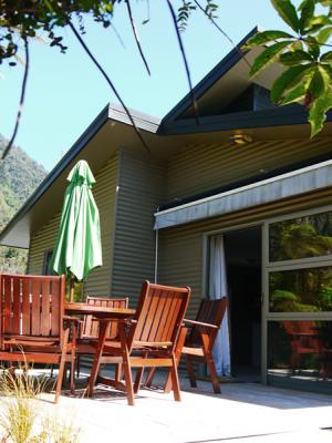 Treetops, Franz Josef Accommodation