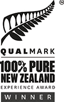 Qualmark Pure Experience Award 2019